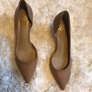 Ann Taylor Leather Pumps